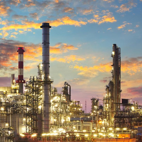 Supporting petrochemicals & refineries