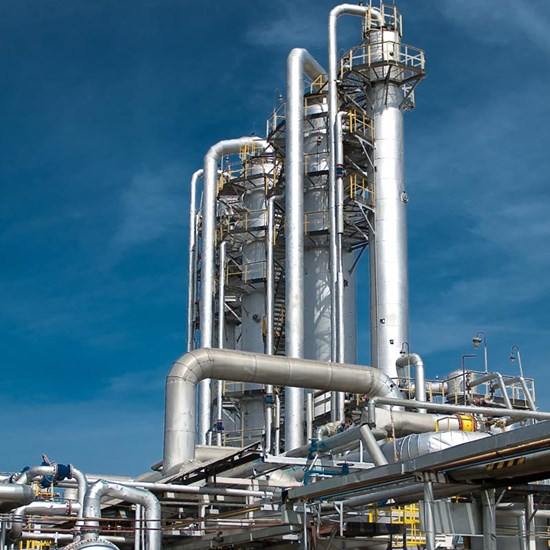 Delivering world-leading processing plant metering systems